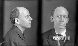Harris, Joseph. Inmate #28385 (MSA)