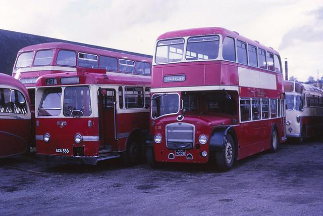 Highland Omnibuses L18 GM7025