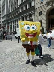 Mr. Spongebob himself!