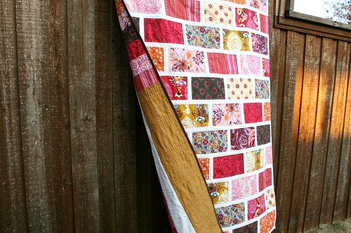 Innocent Crush Colorbricks Quilt