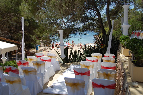el chiringuito at cala gracioneta ibiza beach wedding. Black Bedroom Furniture Sets. Home Design Ideas