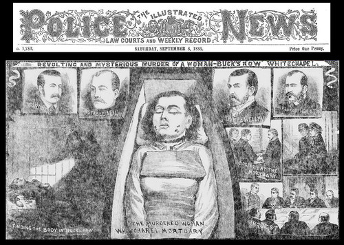 Illustrated Police News - 8th September 1888