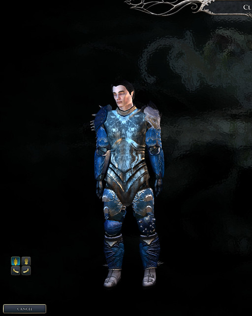 m Blue Dragon Armor 1