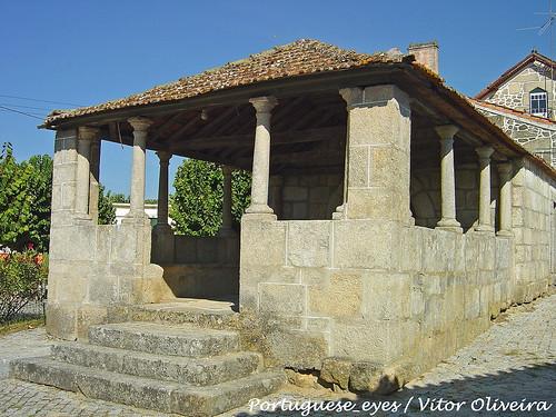 Capela de São Sebastião - Castelo de Penalva - Portugal