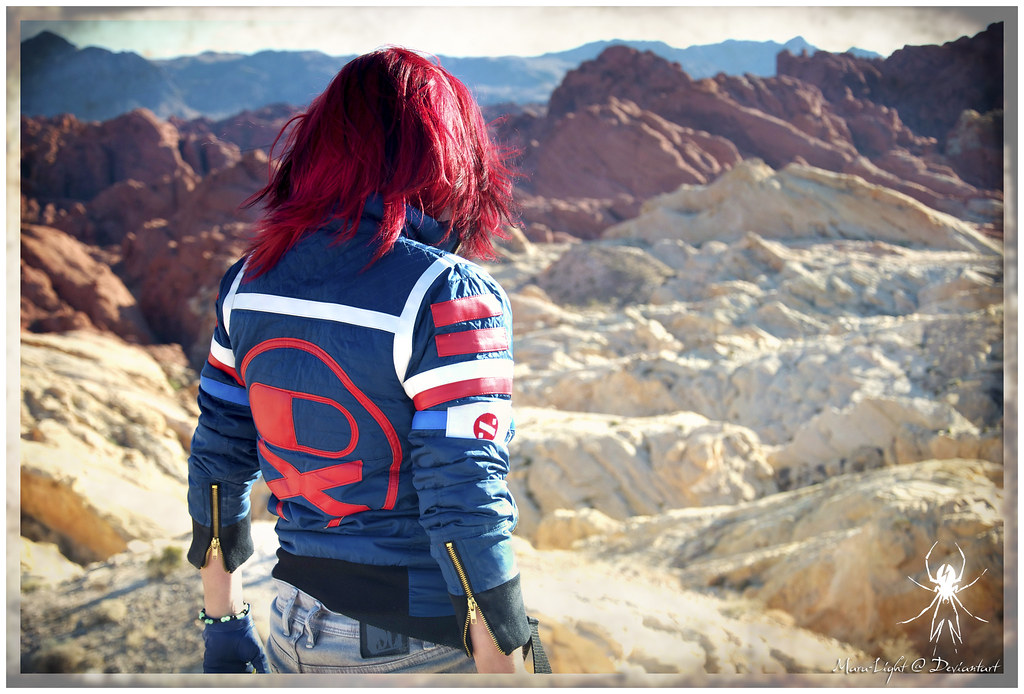 Party Poison V Cosplay Makeup By Maru Light Acsantos Flickr