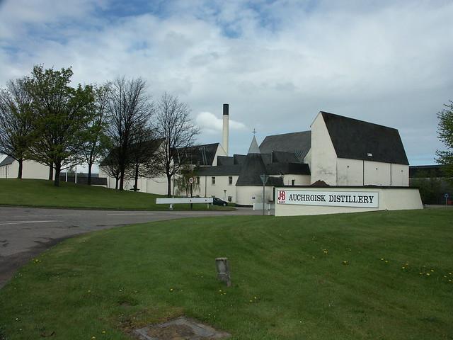 2005-05-03 008 Auchroisk Distillery