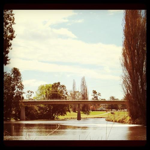 Queanbeyan bridge