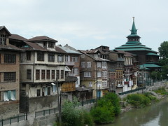 Visiting Old Town Of Srinagar