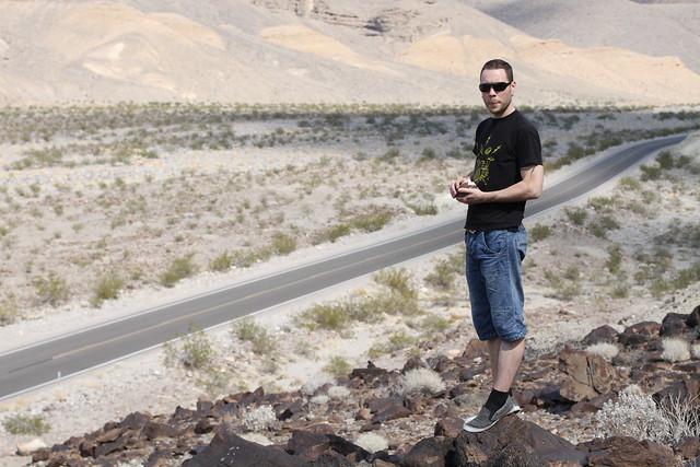 Death Valley starts here!