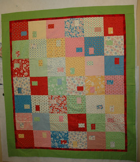 This is such a happy quilt!!