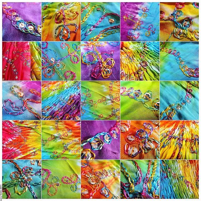 Mosaico tela de colores ii 110912 med flickr photo - Mosaicos de colores ...