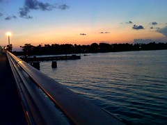 Mathers Bridge Sunset