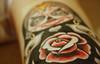 rose's new rose tattoo by jori