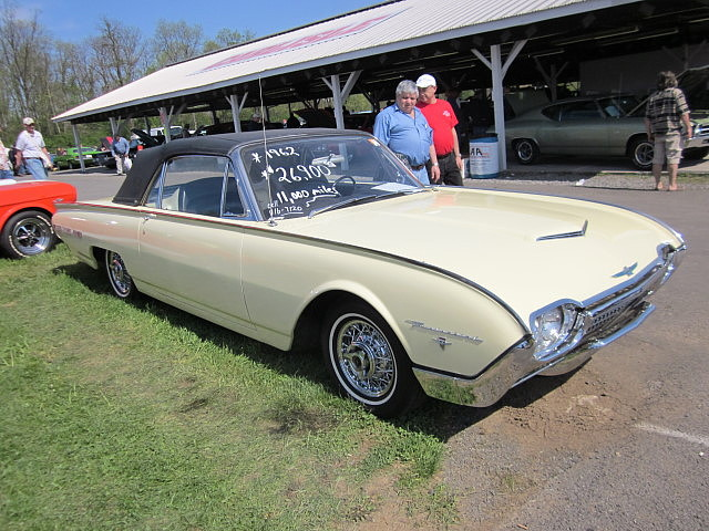 1962 ford thunderbird convertible flickr photo sharing. Cars Review. Best American Auto & Cars Review