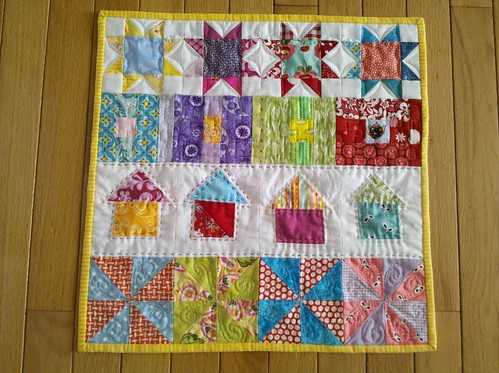 Finished quilt for DQS11