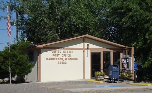 Post Office 82432 (Manderson, Wyoming)