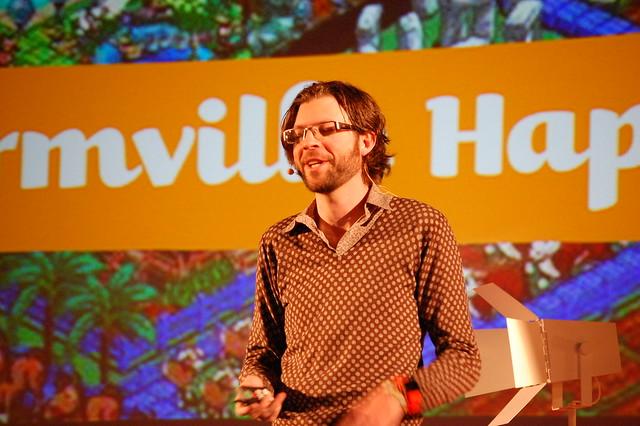 Gowalla CEO Josh Williams