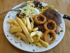 Steak and chips, Tunbridge Wells