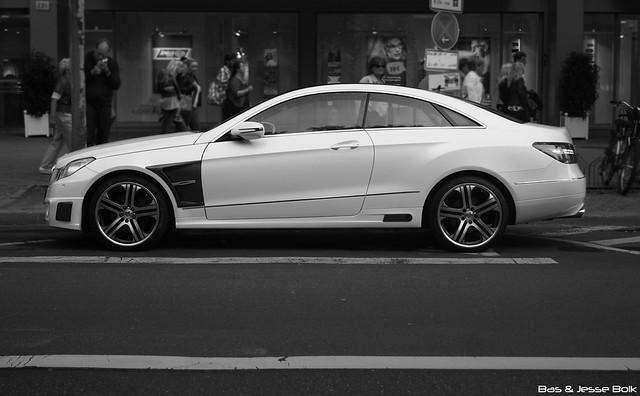 Mercedes-Benz Brabus E 6.1 Coupe