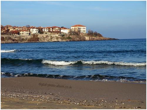 Sandy Beach in Sozopol