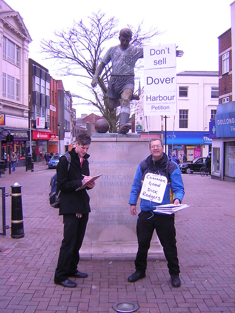 Dover petition in Dudley
