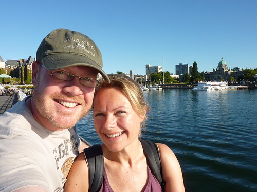 Victoria - Inner Harbour - 3
