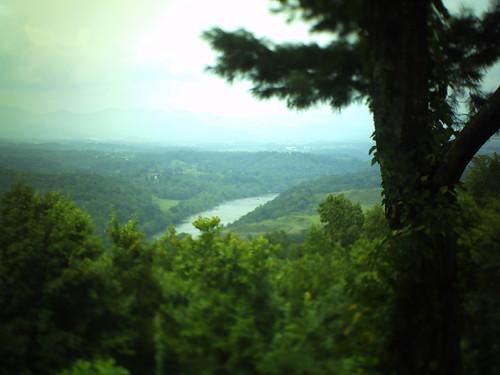 mountains river asheville toycamera lofi northcarolina valley vista tiltshift woodfin neingrenze
