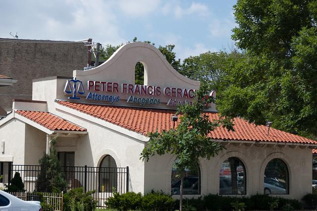 Peter Francis Geraci Car Loans Bankruptcy Chapter