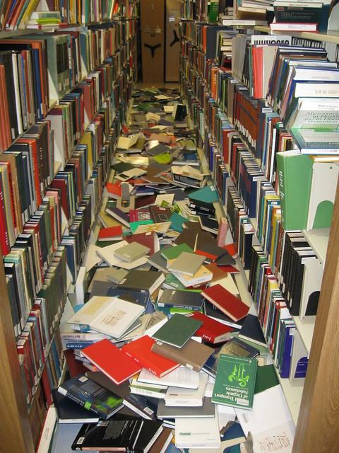McKeldin Library, 7th Floor