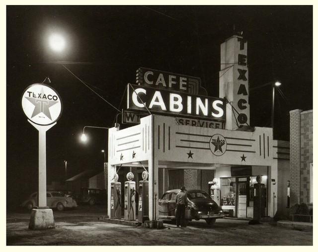 Texaco - Wendover, Utah U.S.A. - 1945