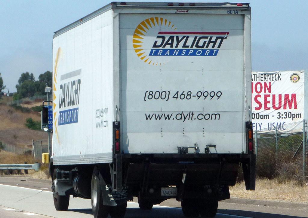 Daylight Transport Truck - a photo on Flickriver