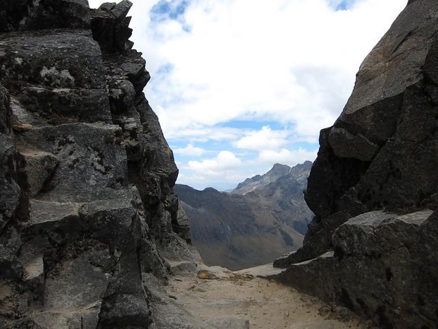 Punta Union Pass