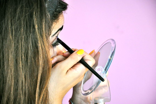 Make up is just another way of art.