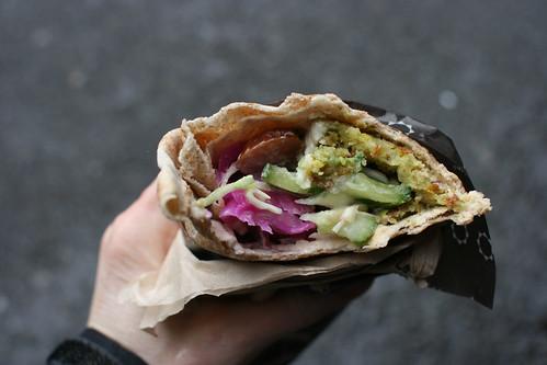 Arabica falafel