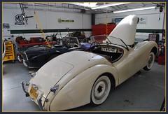 automobile, jaguar xk120, vehicle, automotive design, antique car, vintage car, land vehicle, luxury vehicle, convertible, sports car, motor vehicle, classic,