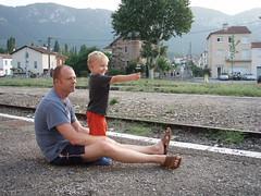 Train Coming!