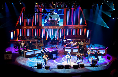 Jimmy C. Newman - Grand Ole Opry, Nashville, TN  (08/30/2011)