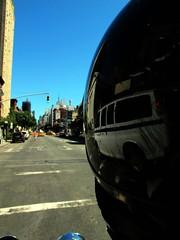 Riding pillion...6th Ave - NYC, Aug 2011 20110829_999_33 copy
