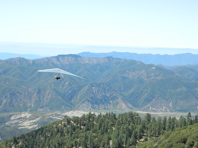 Hang Gliding California
