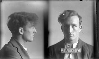 McCormack, Ernest. Inmate #25401 (MSA)