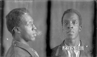 Stephenson, Howard (AKA- Edward Alexander). Inmate #29506 (MSA)