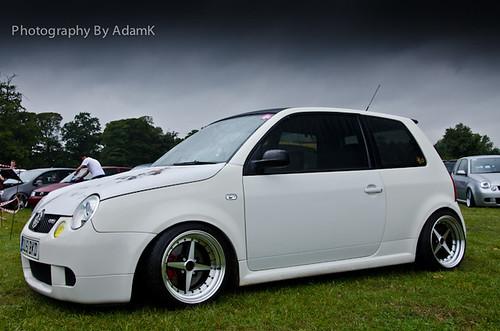 White Lupo GTI