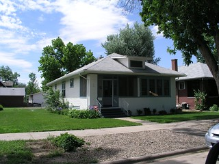 ~1914-era Miles City House
