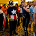 Captain America & The Comedian by zeherfoto