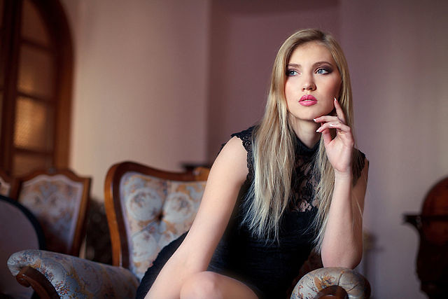 Portraits. Maria on Vimeo by Shakilov Neel