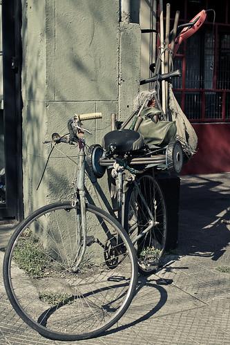 Bici de Jardinero