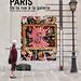 PARIS, DE LA RUE A LA GALERIE - LIVRE by Brin d'Amour