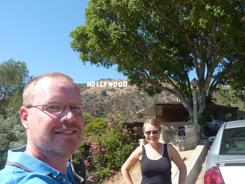 USA - California - LA - Hollywood sign