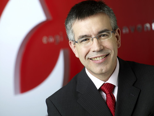 Agustín Markaide, presidente de EROSKI