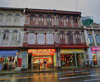 Shops in Little India